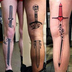 Elbow Tattoos, Dope Tattoos, Finger Tattoos, Body Art Tattoos, New Tattoos, Tattoos For Guys, Viking Sword Tattoo, Tattoo Sketches, Tattoo Drawings