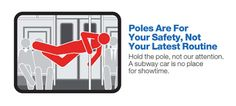 Mind the Gap (and Your Manners): New York's Winking MTA Courtesy Campaign