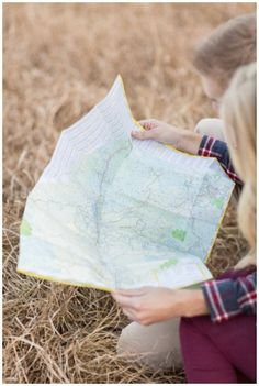 Map Out Your Destination – Road Trip Essentials #travel
