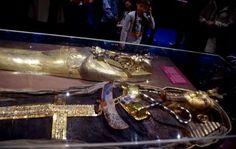 Die Mumie des Tutanchamun
