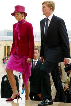 Máxima de Holanda, el estilo de una futura reina - Foto 7