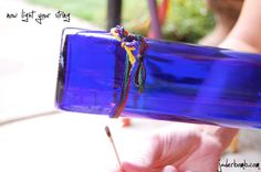 how-to-cut-glass - Very good how to step by step - one of the best I've seen using the yarn method