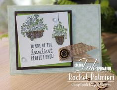 Block D, Mink Colour, Burlap Ribbon, 3d Projects, Ink Pads, Hanging Baskets, Before Christmas, Pattern Paper, I Card