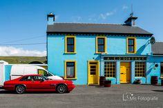 Colors, Ireland, Galway