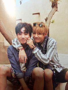 Jungkook & V ♥