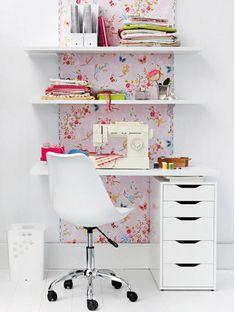 Blog de decoração Perfeita Ordem: Pequenos espaços sim, mas muito bem aproveitados!