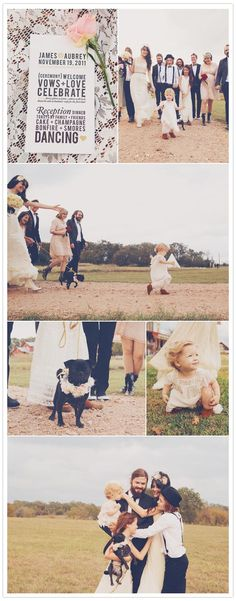 the bottom picture could be us in the future at our renewing of our vows!. Micah, Elle,Ella or Isabella + the bonus child