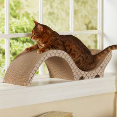 Enchanted Home Pet 'Catalina' Cat Scratcher | Overstock™ Shopping - The Best Prices on Enchanted Home Pet Cat Furniture
