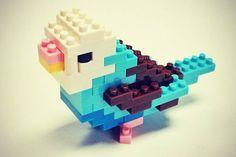 Juguem amb Lego: ocells