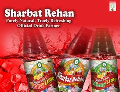 Truly Refreshing Purely Natural Sharbat Rehan to quench the thirst contact us for more information about our sharbat - 9811487867