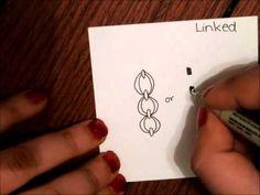 ▶ Tangle Tutorial: Linked - YouTube