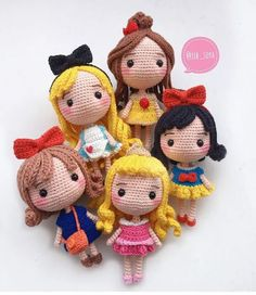 Mesmerizing Crochet an Amigurumi Rabbit Ideas. Lovely Crochet an Amigurumi Rabbit Ideas. Crochet Gifts, Cute Crochet, Crochet Baby, Knit Crochet, Amigurumi Doll, Amigurumi Patterns, Doll Patterns, Knitted Dolls, Crochet Dolls