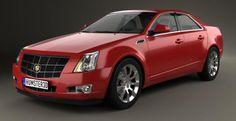 cool Cadillac CTS 2008