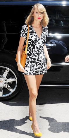 40+ Fashion Style How To Look Girly Like Tailor Swift