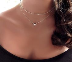 Add a jolt to your jewelry with this tiny lightening bolt necklace! A must have for your dainty gold necklace collection. Diamond Choker Necklace, Dainty Gold Necklace, Evil Eye Necklace, Love Necklace, Pearl Necklace, Sterling Necklaces, Jewelry Necklaces, Gucci Jewelry, Jewelry Sets