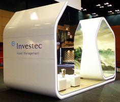 Investec exhibit at IRF 2013 | XZIBIT | por XZIBIT I EXPERIENTIAL MARKETING