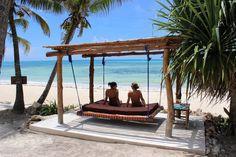 Romantisches Strandhaus für 8 Personen auf Sansibar deutsch | travel-friends.com