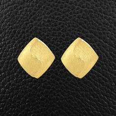 dc03d53ad Henry Dunay Estate Earrings – CRAIGER DRAKE DESIGNS® Drake, Gold Jewelry,  Cufflinks,