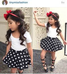 Tinymissfashion on Instagram