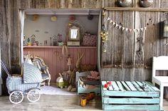 ATELIER RUE VERTE , le blog: Idées déco pour une salle de jeux pour enfants