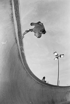 Owen Nieder Del Mar Skateboarding Photograph - 16x20 Eighties Skateboard Photograph - Owen Nieder Skateboard Print