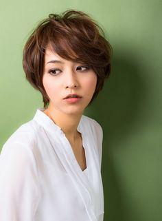 5分で決まるナチュラルショートスタイル 【Ramie】 http://beautynavi.woman.excite.co.jp/salon/27006?pint ≪ #shorthair #shortstyle #shorthairstyle #hairstyle・ショート・ヘアスタイル・髪形・髪型≫