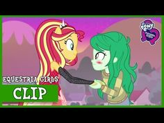 The Mane 7 Restore Their Memories / Wallflower Accepts Sunset's Friendsh. Girls Clips, All Songs, School Daze, Equestria Girls, Mlp, Restore, Movie Tv, Disney Characters, Fictional Characters