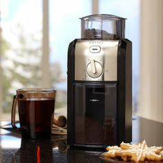 Burr Coffee Grinder GVX 2 by Krups®. $69.95 at StarbucksStore.com... Want for Christmas;)