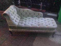 vintage chaise lounge ebay