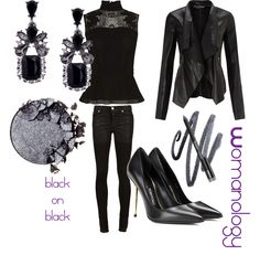 Jednofarebné umenie   Womanology.sk #outfit #ootd #outfitinspirations #whattowear #accessories #fashionjewelry #womanology