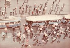 Dmitri Baltermants, Rain, 1960s, The Photographers' Gallery