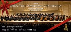 Shen Yun Symphony Orchestra performance at Carnegie Hall