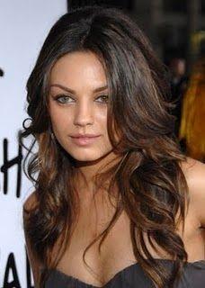 hairstyles: Mila Kunis Hair Style Photos 2011Revengue Time