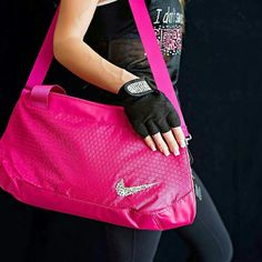 Crystal nike bag Brand new crystal Nike bag will do $45 with another form of payment Nike Bags Shoulder Bags