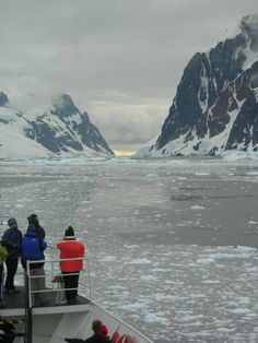 Antarctica...travelled across Drakes Passage in a Force 11 Gale to Antarctica