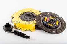 ACT HD Modified Street Clutch for R52, R53 MINI Cooper S. This Performance Clutch Kit features ACT's most popular Heavy Duty Pressure plate. The ACT Heavy Duty pressure plates use an exclusive diaphragm design to increase clamp load, while reducing deflection and maximize clutch wear life. All diaphragms endure an exclusive four-stage heat-treating process for unparalleled per...
