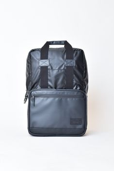 3c3dd6ae05b Nero Convertible Backpack - Black Ripstop