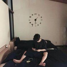 """Sleep over, hmm~? I just wanna cuddle with you~~"" -him Korean Boys Ulzzang, Ulzzang Couple, Ulzzang Boy, Korean Girl, Beautiful Boys, Pretty Boys, Cute Boys, Ulzzang Fashion, Korean Fashion"