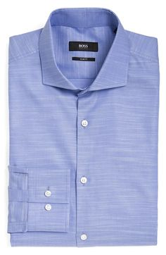Men's BOSS 'Jason' WW Slim Fit Dress Shirt