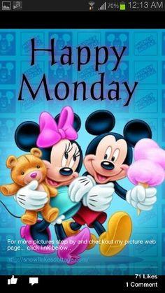 {*} MONDAY Happy Monday!