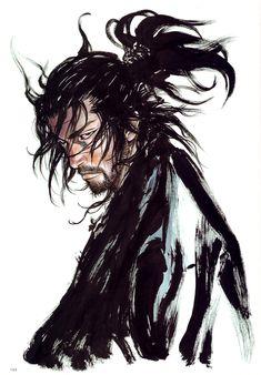 Inoue's Artworks Thread (Vagabond spoilers)