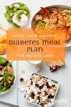 Diabetic meals 462393086738599780 - This easy, low-calorie diabetes meal plan features whole wheat breakfast bread, a roast beef lunch wrap, and lemon garlic shrimp over orazo with zucchini, plus snacks and dessert! Diabetic Meal Plan, Diabetic Snacks, Healthy Snacks For Diabetics, Healthy Recipes, Easy Diabetic Meals, Meal Plan For Diabetics, Recipes For Diabetics, Diabetic Lunch Ideas, Diabetic Breakfast Recipes