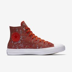 89aa19d91e02 Converse Chuck Taylor All Star II Reflective Wash High Top Unisex Shoe