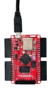 Microcontrôleur Tessel: un Arduino pour NodeJS Javascript like