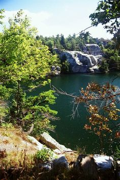 Scenic Minnewaska - LAKE MINNEWASKA - Lake Minnewaska