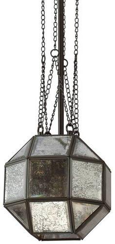 Small One Light Pendant