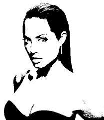 Image result for eminem stencil