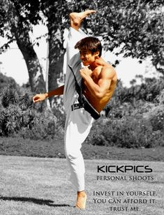 A photo from my Personal Shoot in California. ©KICKPICS.net