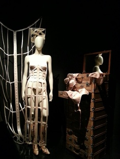 The Fashion World of Jean Paul Gaultier at Kunsthal Rotterdam