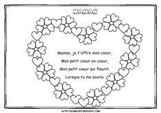 9 Meilleures Images Du Tableau Maman Fête Des Mamans